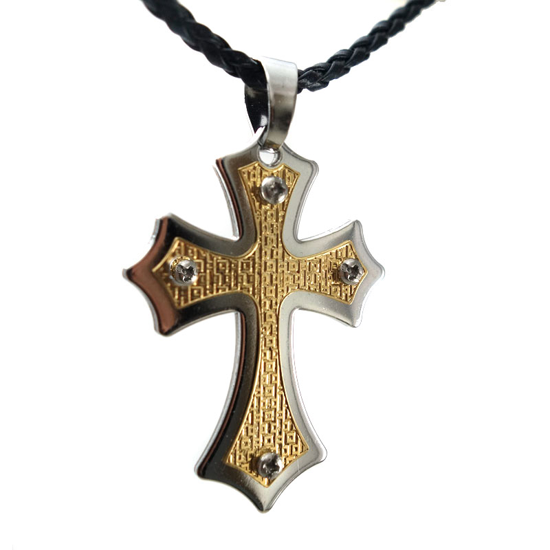 Cruz Dourada Parafusos